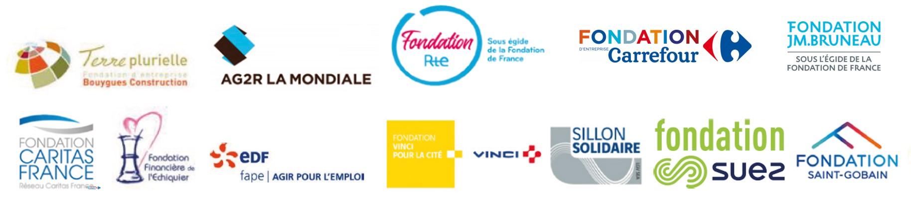 fondations partenaires